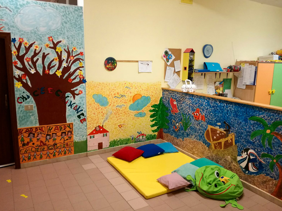 Area infanzia cooperativa sociale la finestra - La finestra cooperativa sociale ...