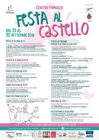 festa castello